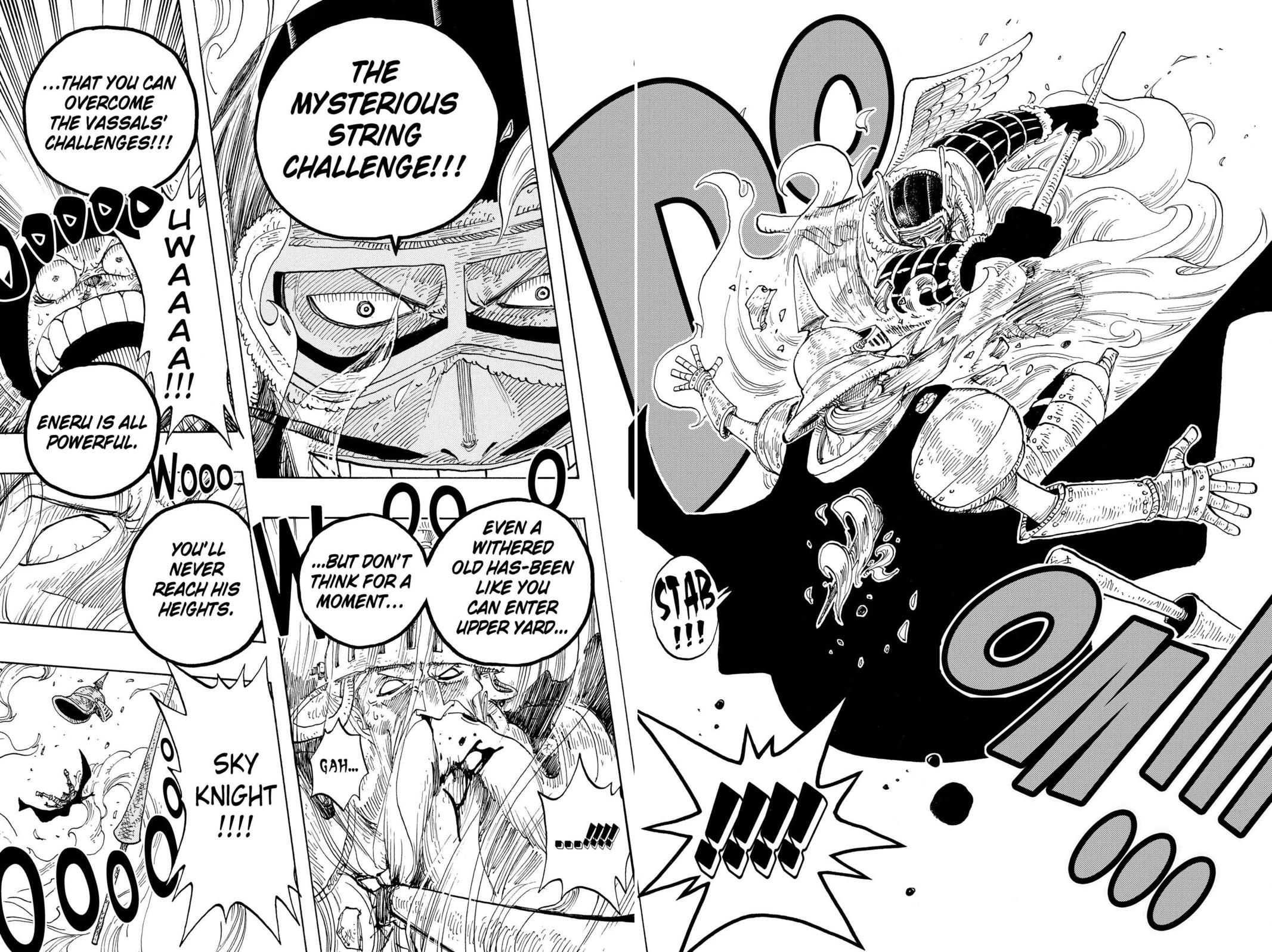 One Piece, Chapter 249 image 018