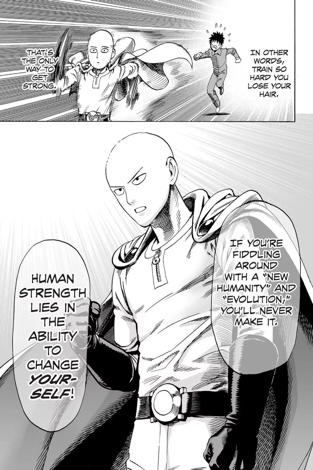One Punch Man, Chapter Onepunch-Man 11 image 009
