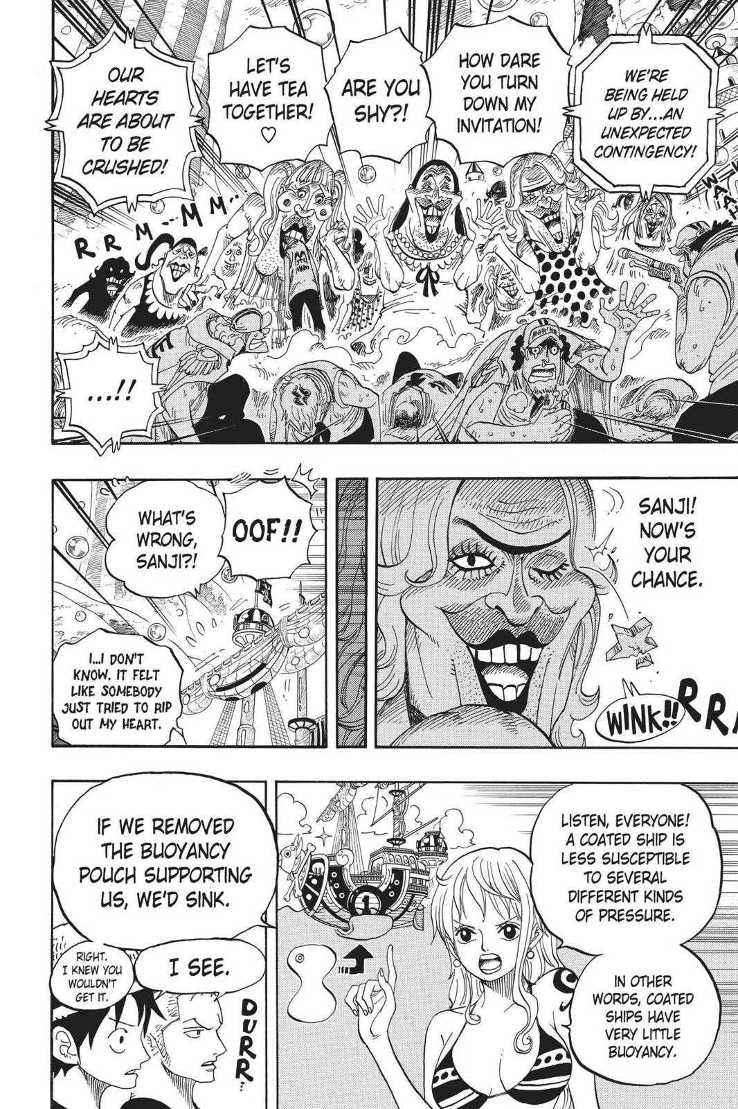 One Piece, Chapter 602 image 013