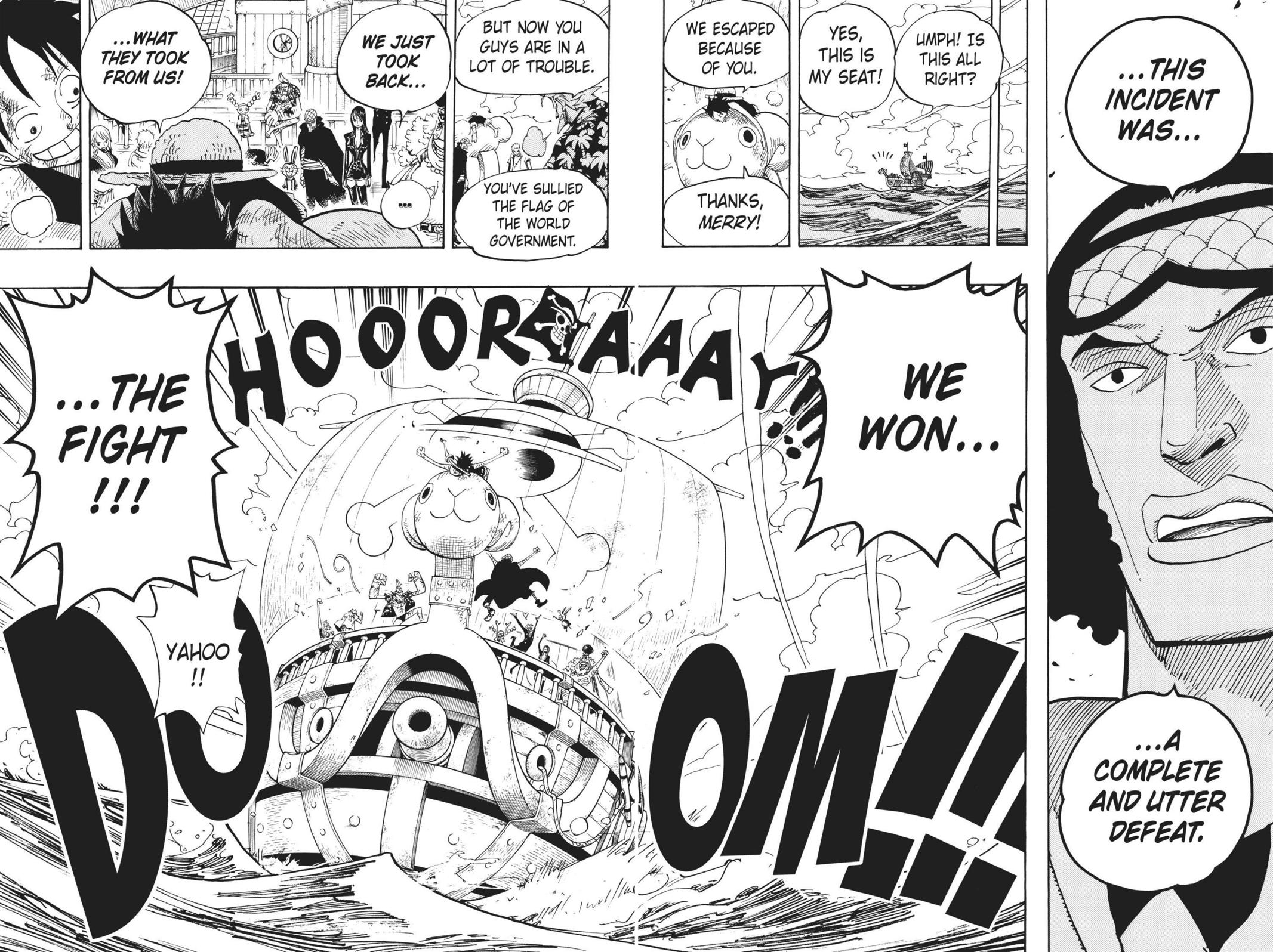 One Piece, Chapter 429 image 016