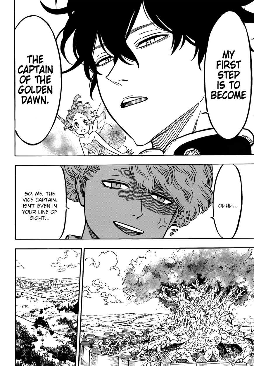 Black Clover, Chapter 79 The Depths of The Mask image 017
