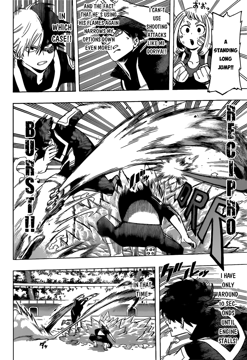 My Hero Academia, Chapter 41 image 013