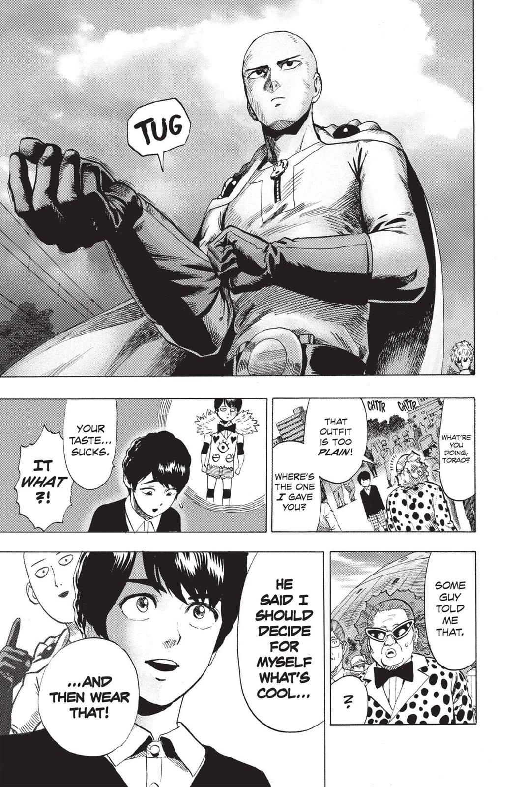 One Punch Man, Chapter Onepunch-Man 55.6 image 019