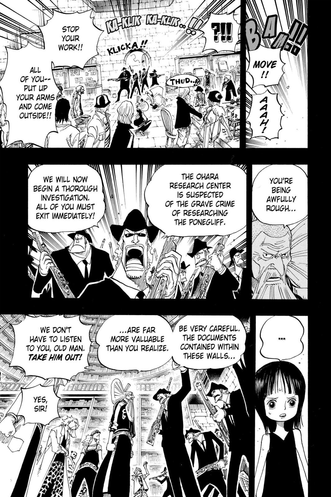 One Piece, Chapter 394 image 005