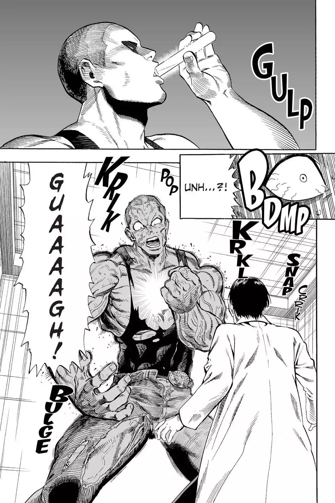 One Punch Man, Chapter Onepunch-Man 3 image 003