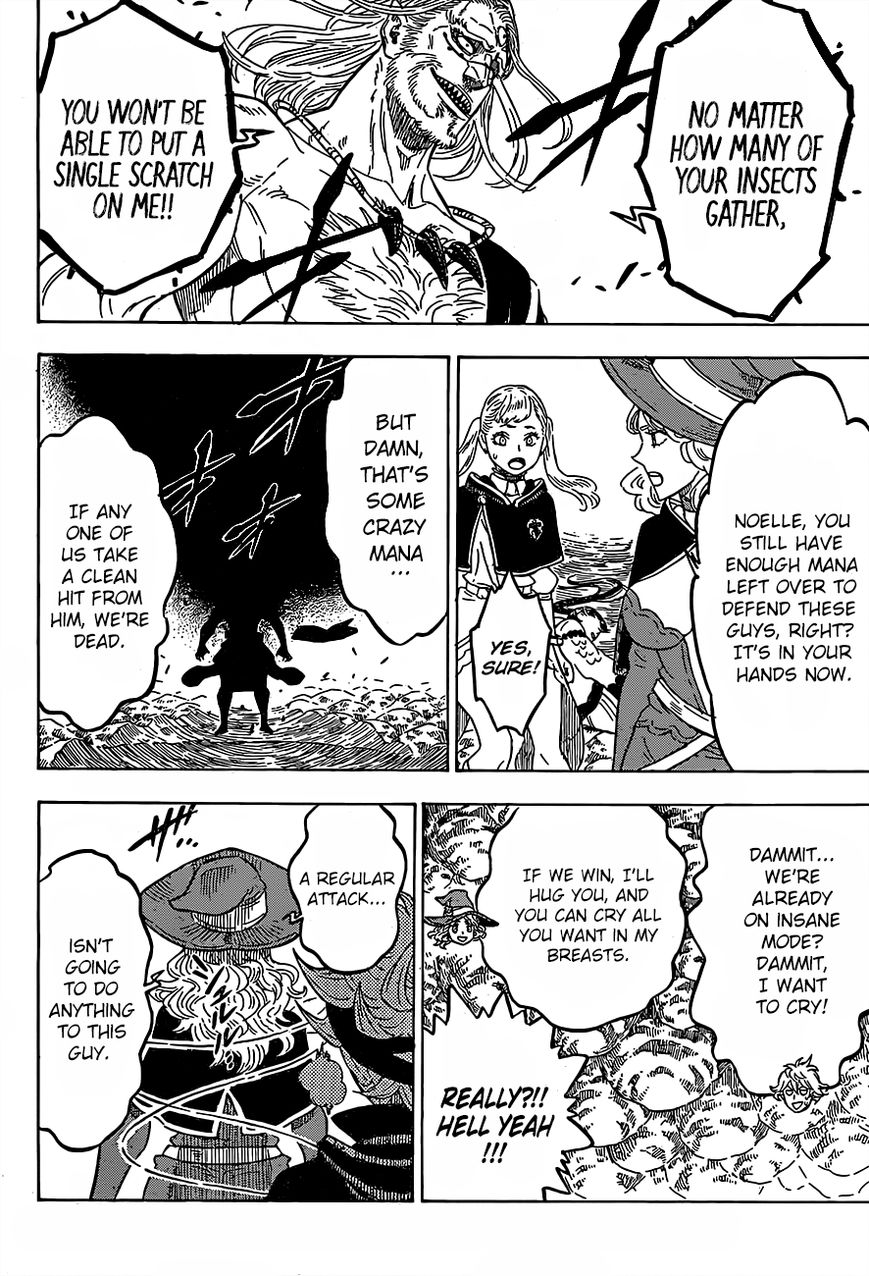 Black Clover, Chapter 69 My Only Weapon (Jaimini's~box~ Ver.) image 013