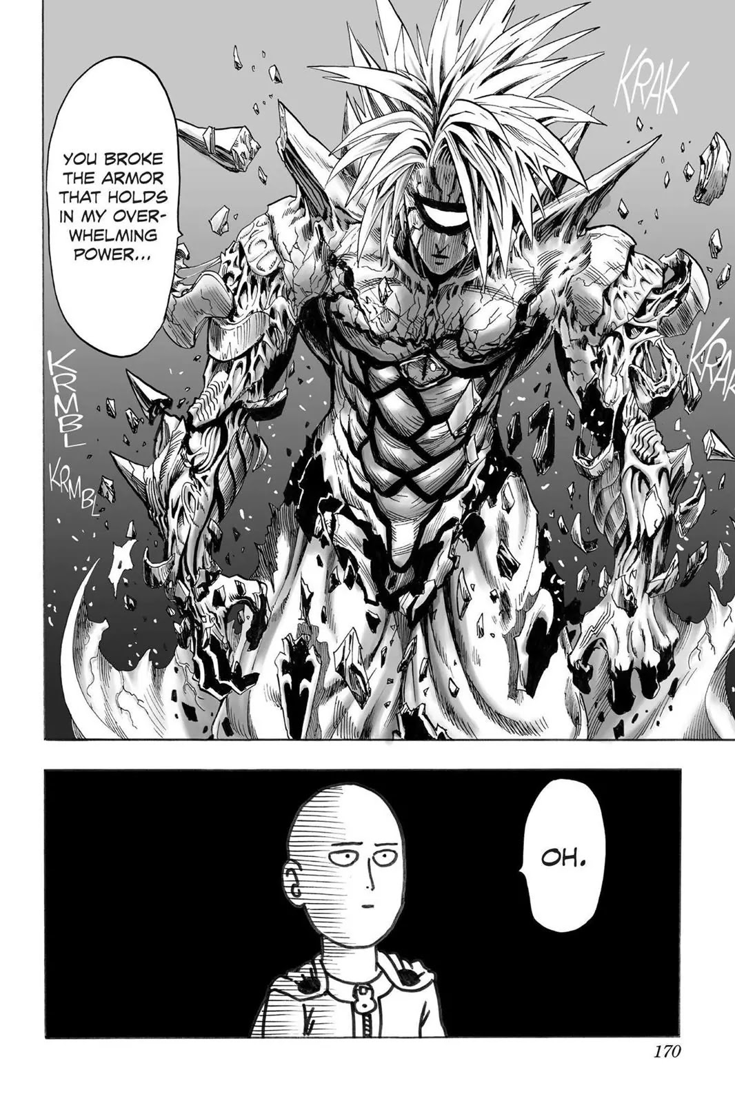 One Punch Man, Chapter Onepunch-Man 34 image 014