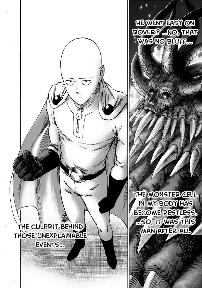 One Punch Man, Chapter Onepunch-Man 108 image 010