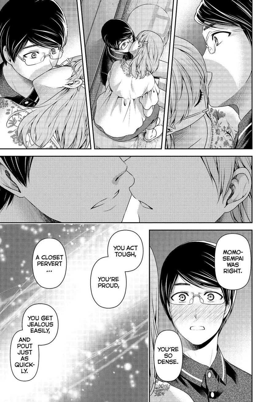 Domestic Girlfriend, Chapter 179 image 017