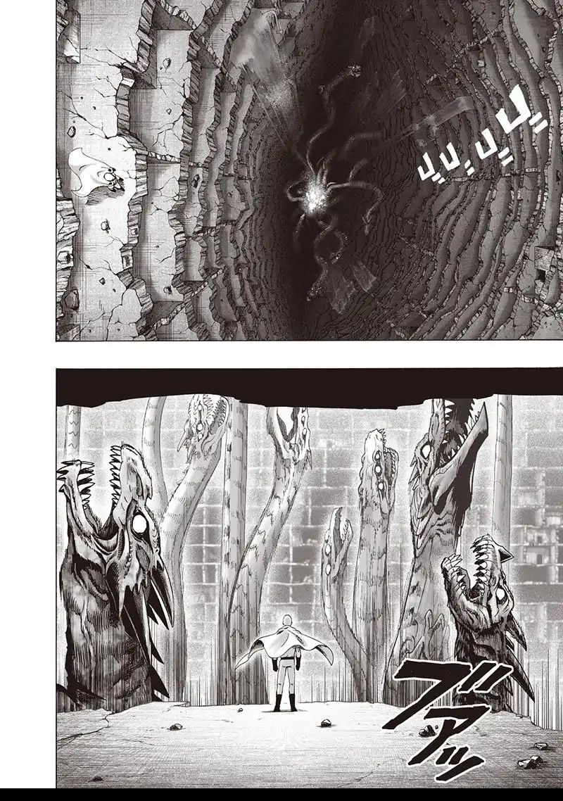 One Punch Man, Chapter Onepunch-Man 107 image 017