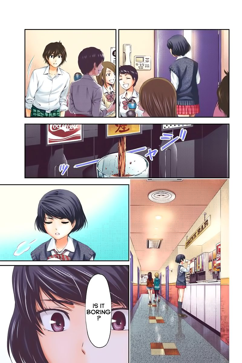 Domestic Girlfriend, Chapter 1 I want to become an adult quickly image 014