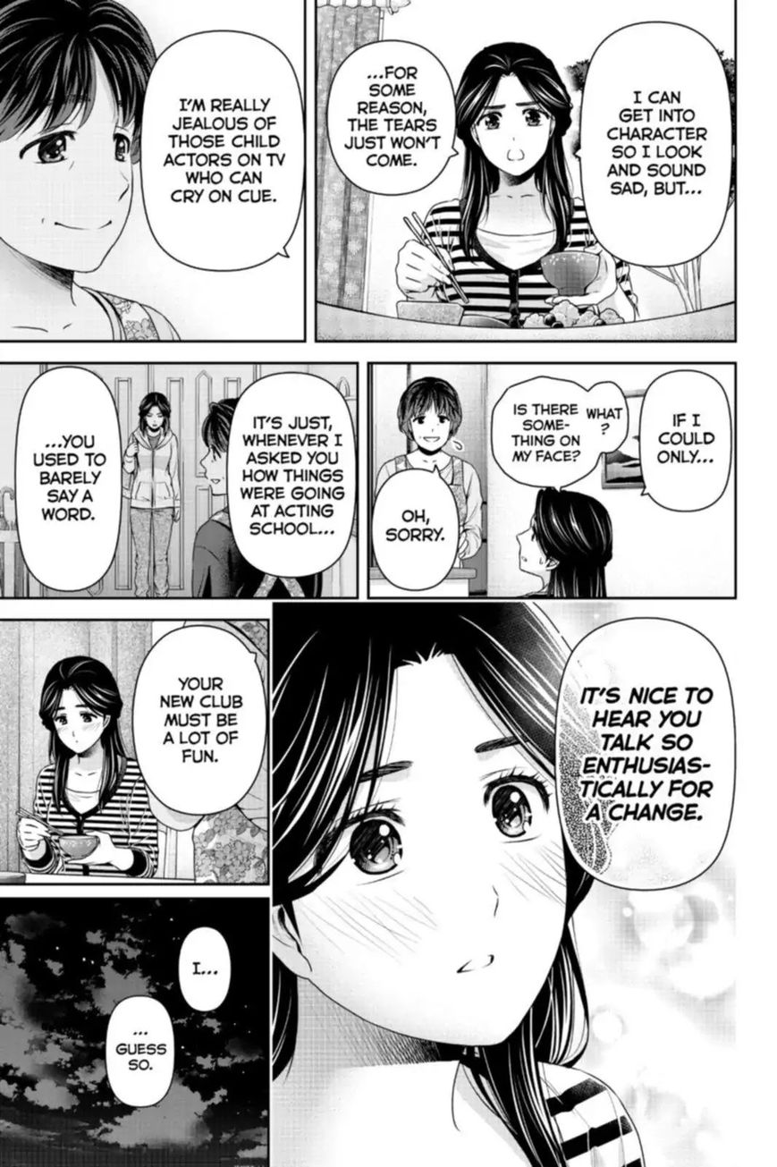 Domestic Girlfriend, Chapter 156 Sisterly Schism image 013