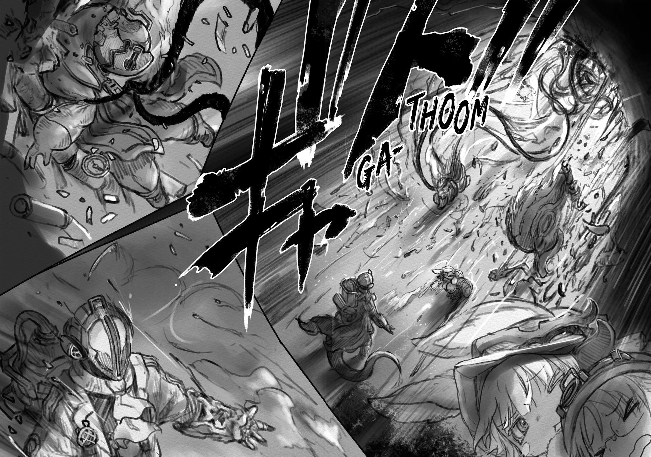 Made In Abyss, Chapter Hello,Abyss 34 image 016