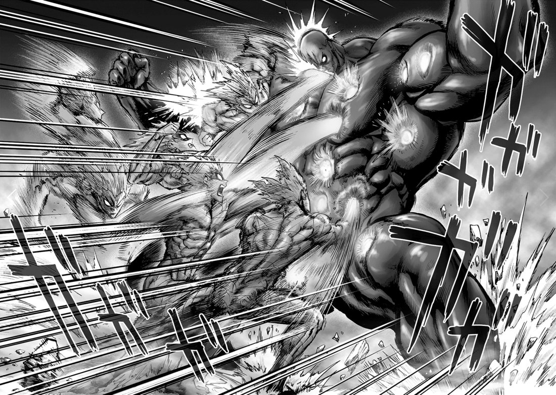 One Punch Man, Chapter 126.2 image 003