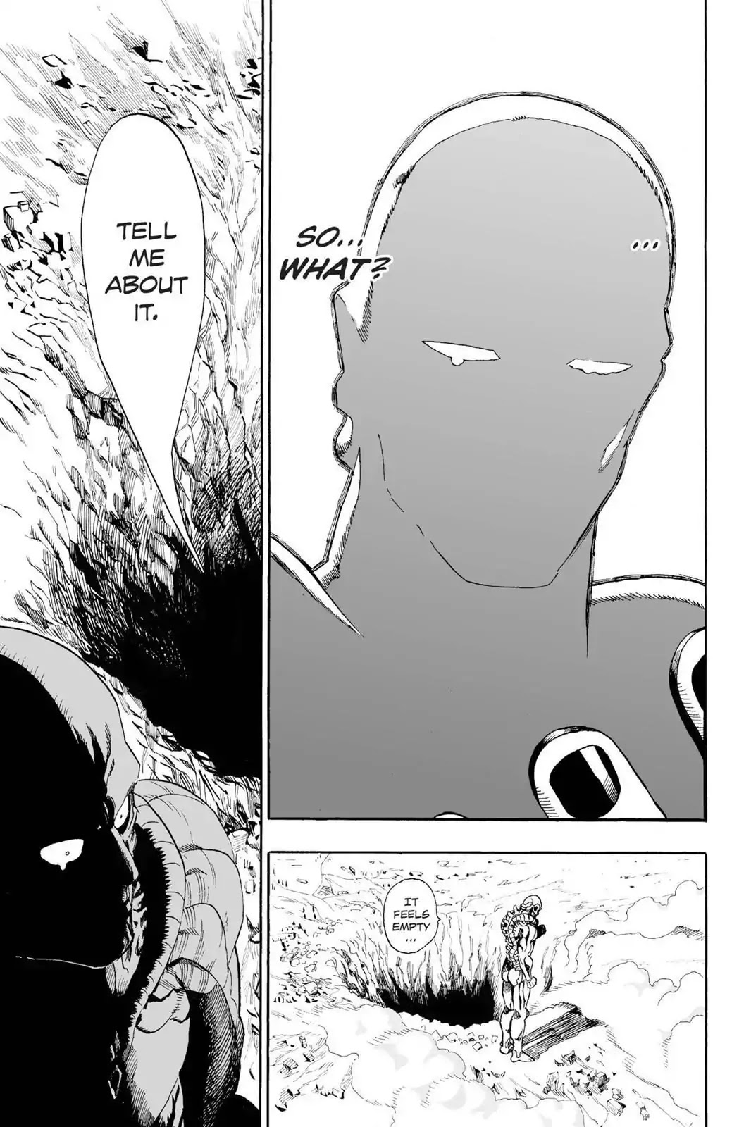One Punch Man, Chapter Onepunch-Man 3 image 017