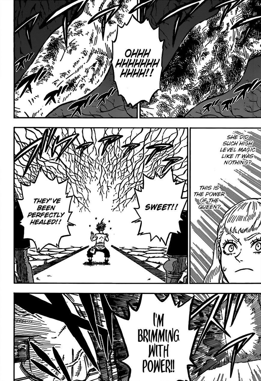 Black Clover, Chapter 84 Decision at the Battlefield image 019