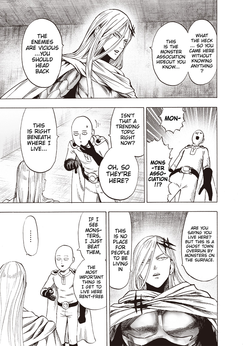 One Punch Man, Chapter One-Punch Man 115 image 023