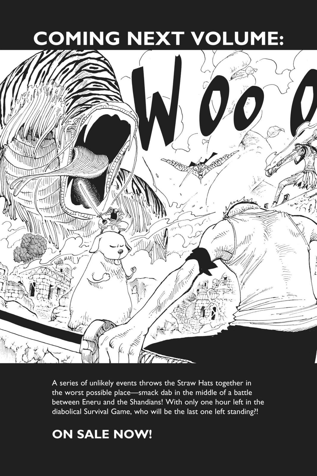 One Piece, Chapter 264 image 020