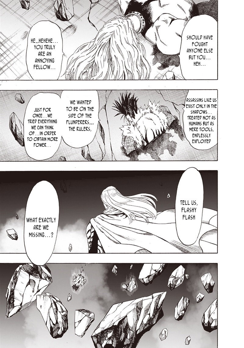 One Punch Man, Chapter Onepunch-Man 96 image 029