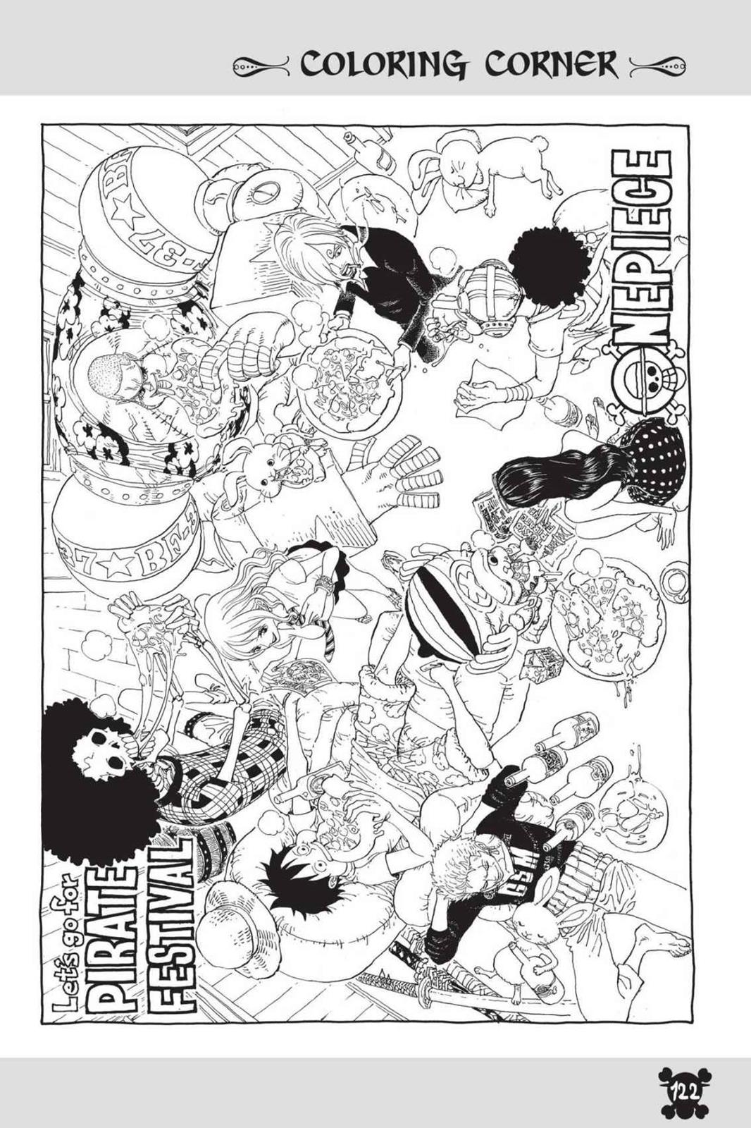 One Piece, Chapter 781 image 019