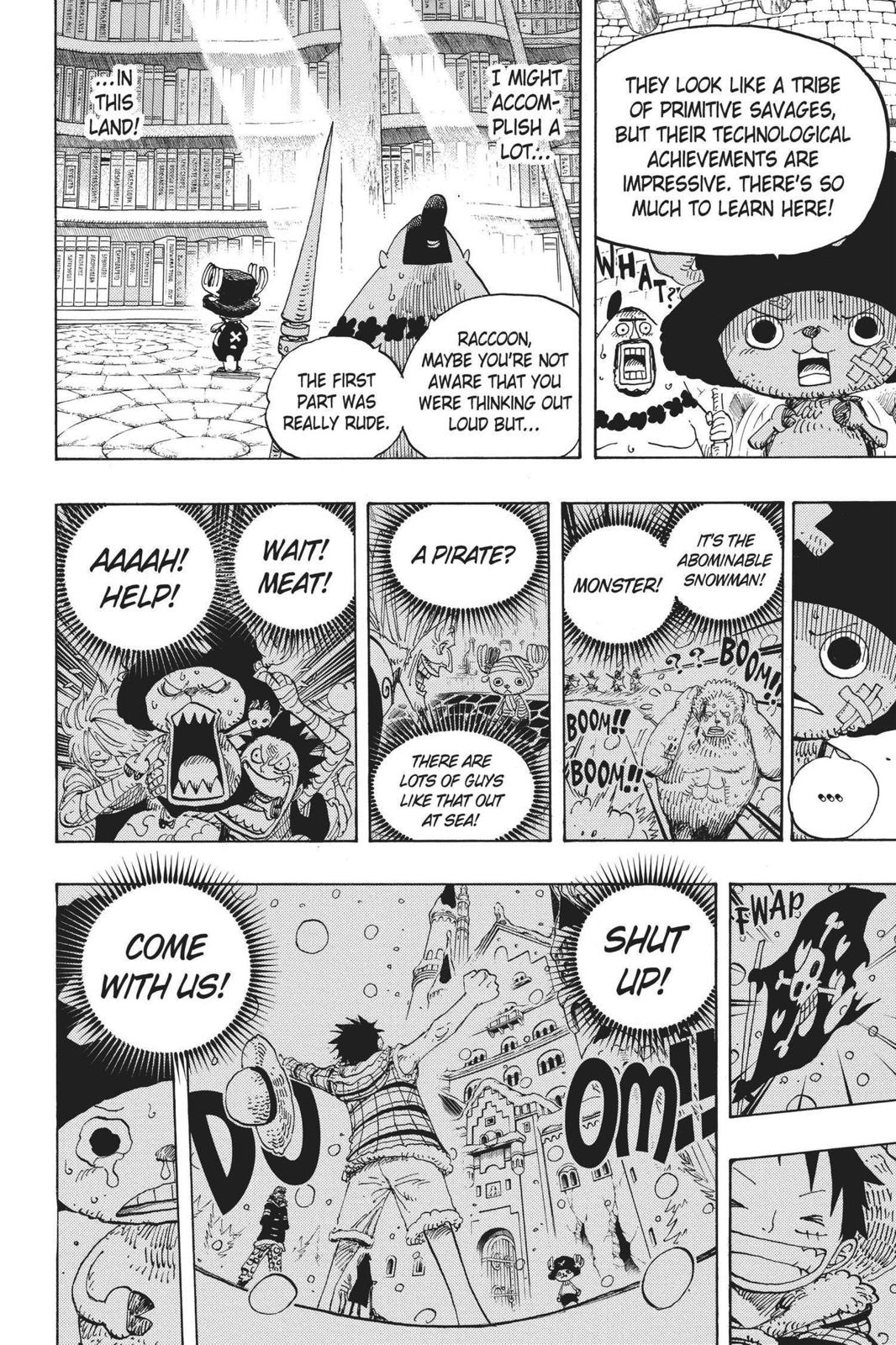 One Piece, Chapter 595 image 020