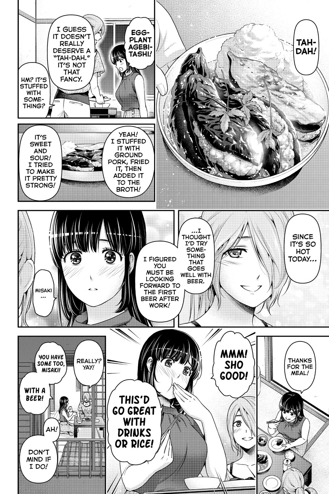 Domestic Na Kanojo, Chapter 235 image 021