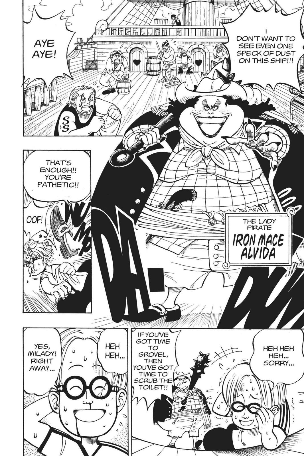 One Piece, Chapter 2 image 006