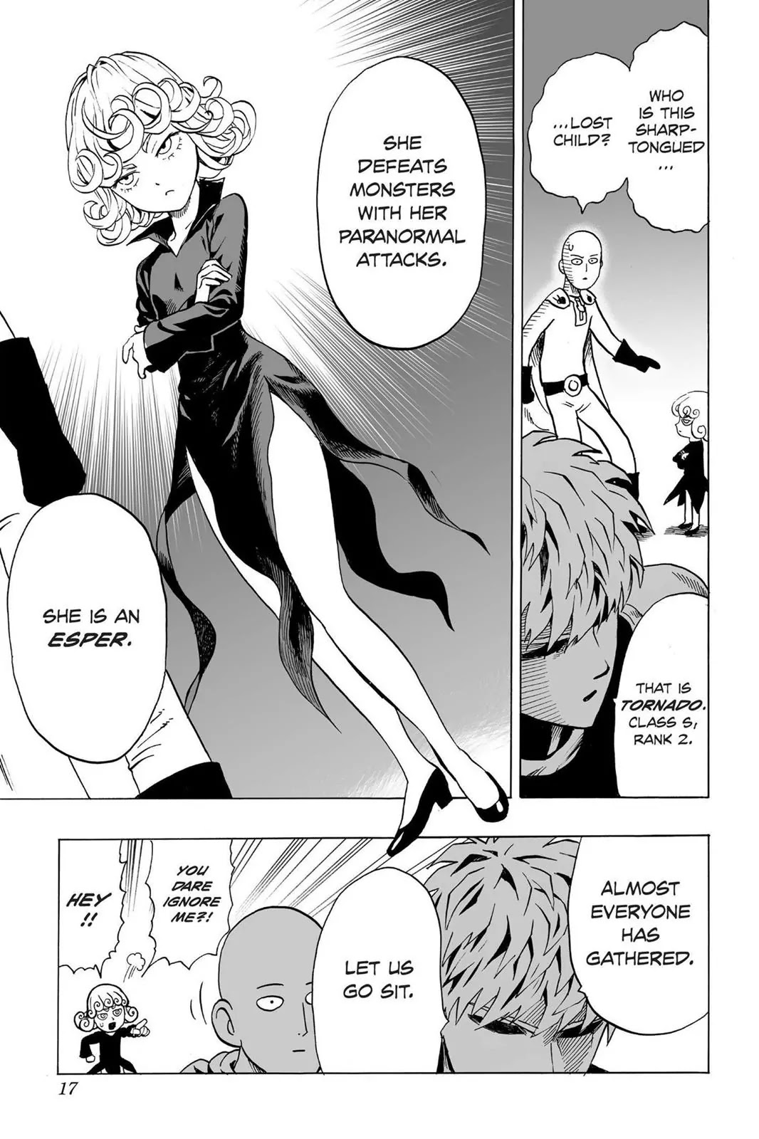 One Punch Man, Chapter Onepunch-Man 30 image 018