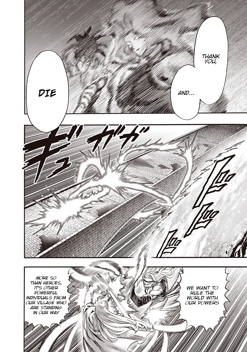 One Punch Man, Chapter Onepunch-Man 95 image 046
