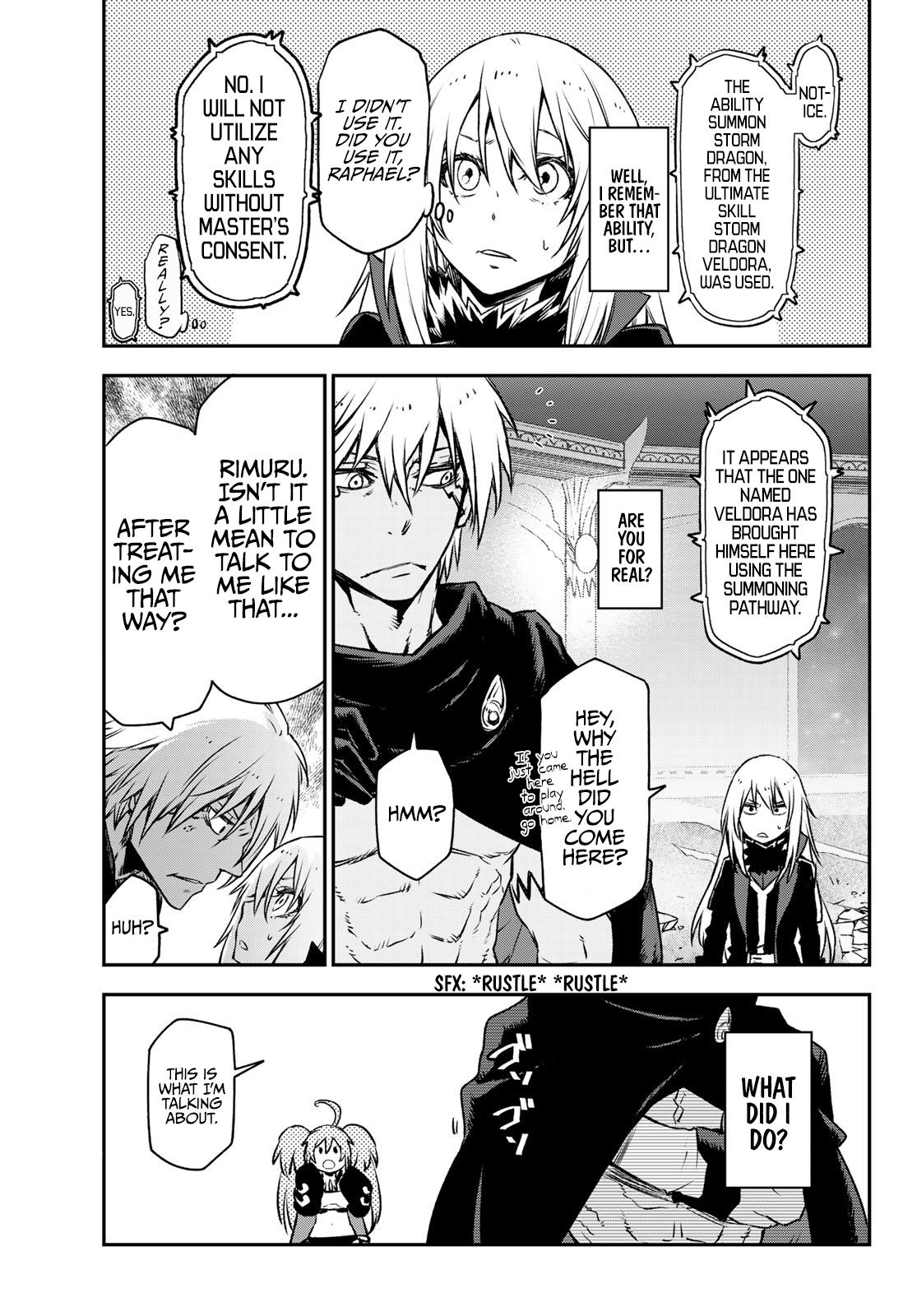 That Time I Got Reincarnated As A Slime, Chapter 83 image 021