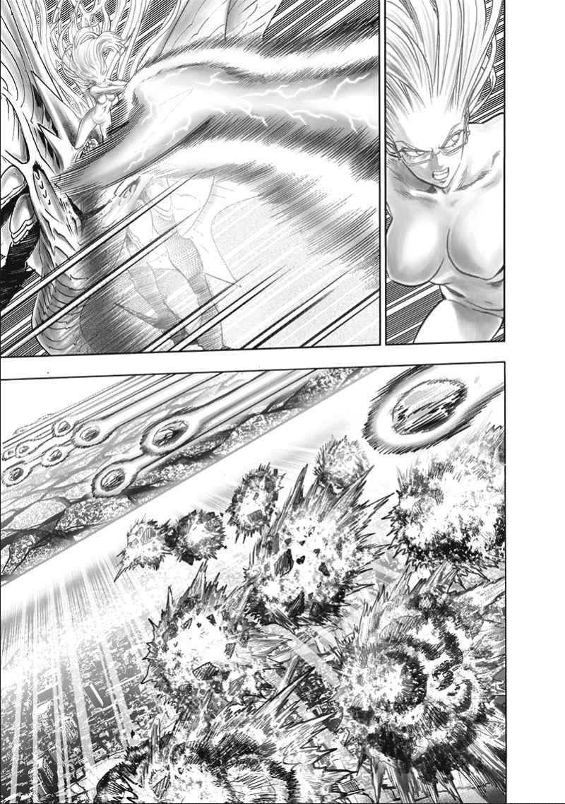 One Punch Man, Chapter 133 image 008