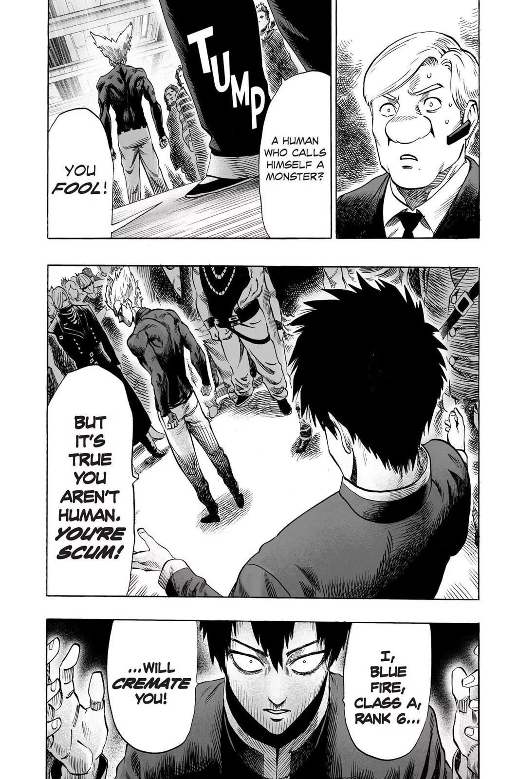 One Punch Man, Chapter Onepunch-Man 41 image 023