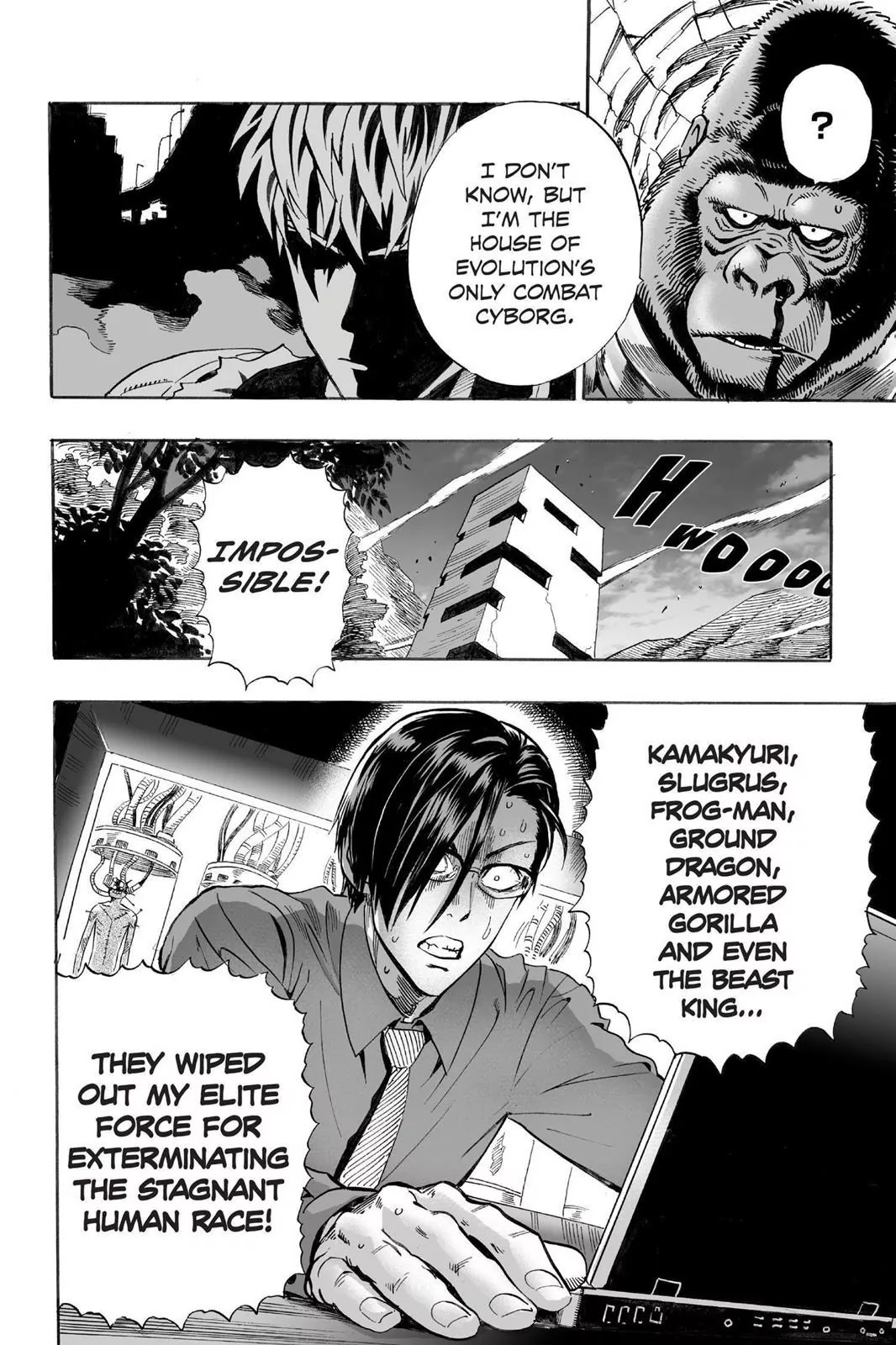 One Punch Man, Chapter Onepunch-Man 9 image 017