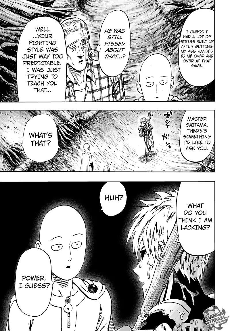 One Punch Man, Chapter Onepunch-Man 84 image 132