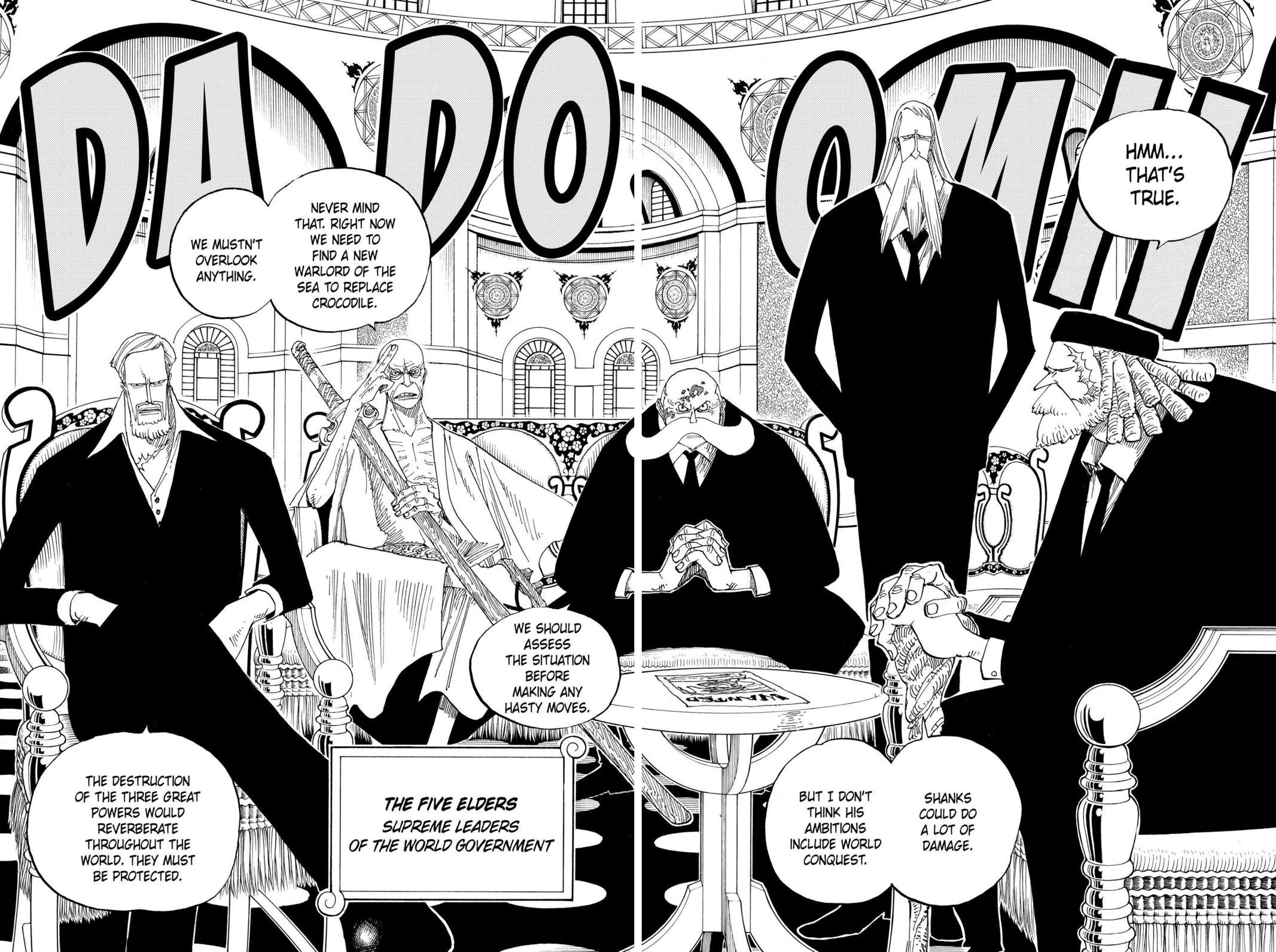 One Piece, Chapter 233 image 016