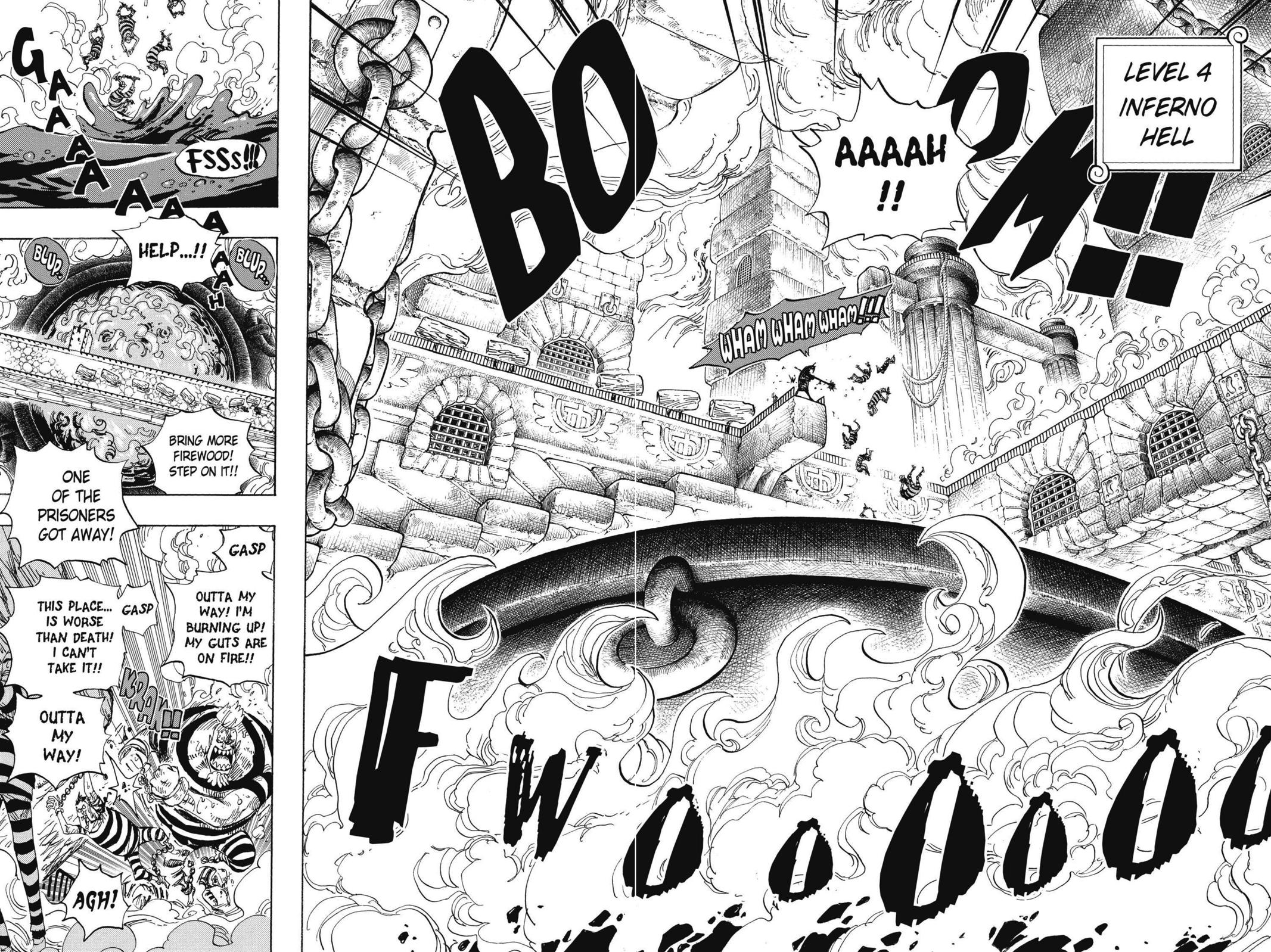 One Piece, Chapter 533 image 012