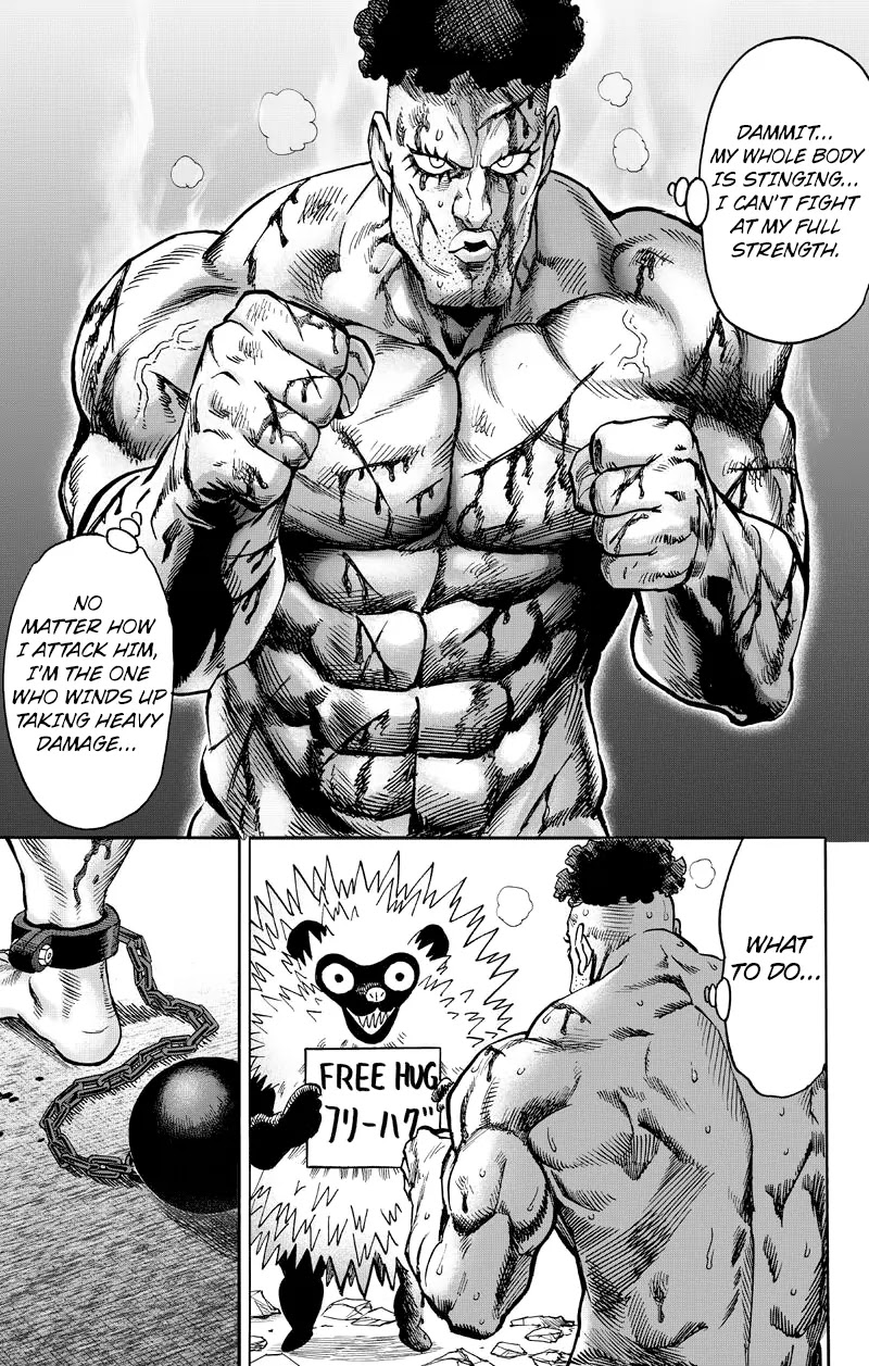 One Punch Man, Chapter Onepunch-Man 76 image 004