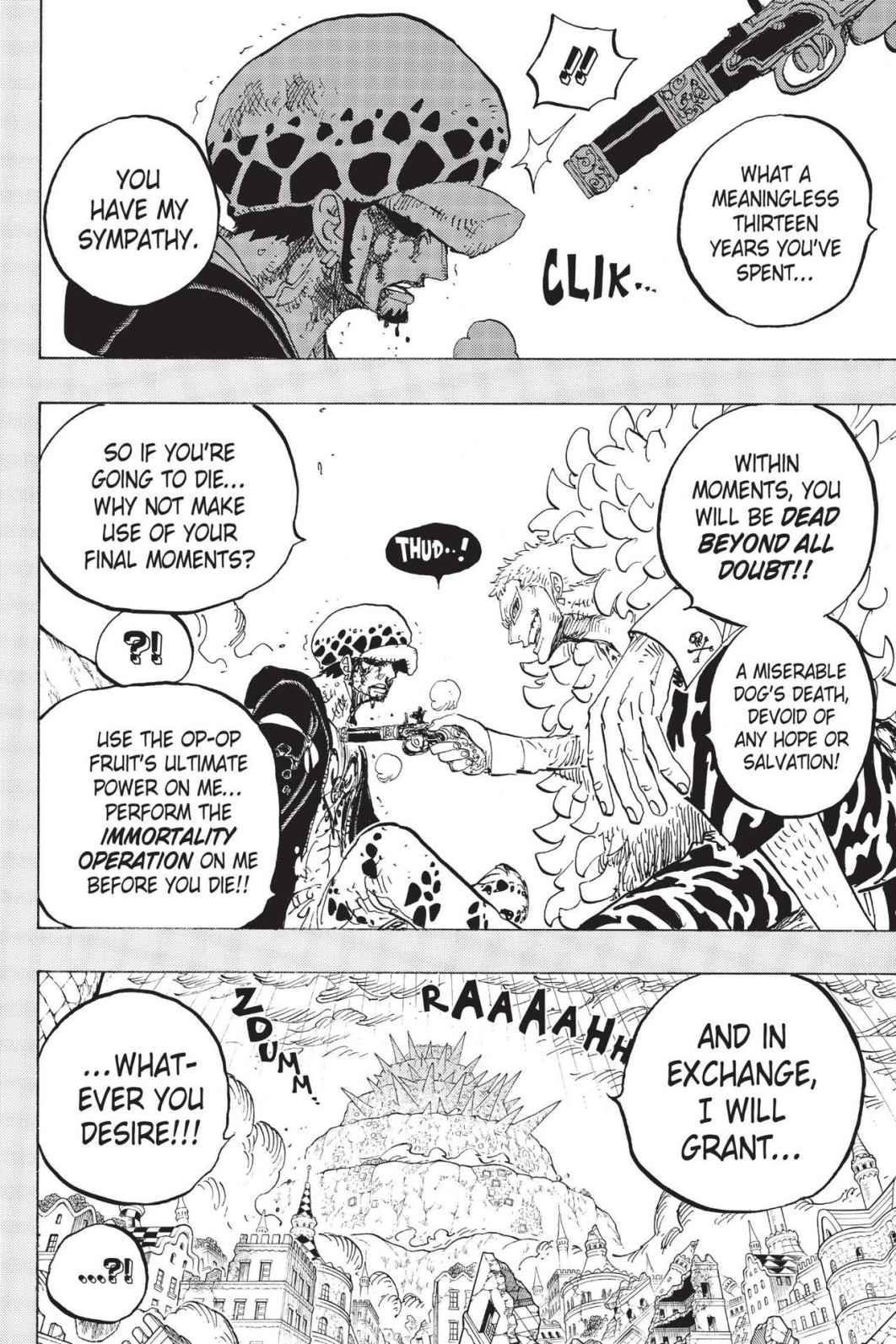 One Piece, Chapter 780 image 004