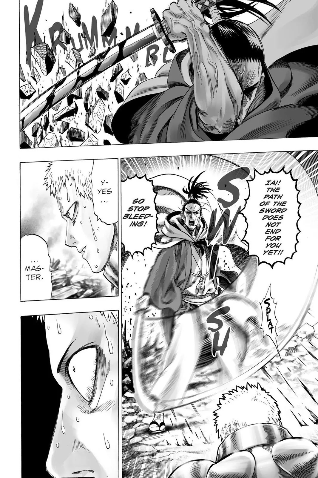 One Punch Man, Chapter Onepunch-Man 32 image 040