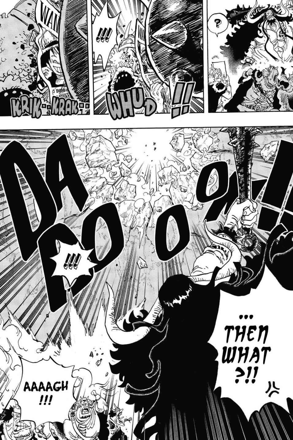 One Piece, Chapter 824 image 011