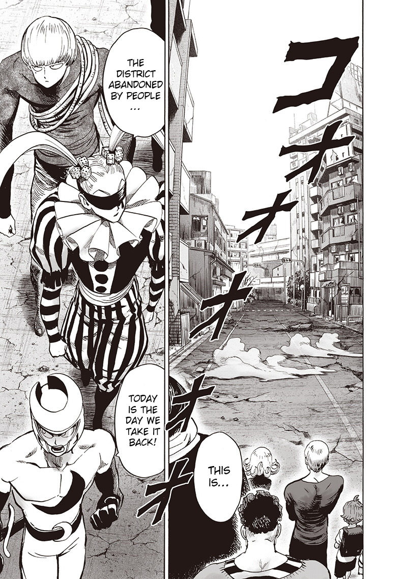 One Punch Man, Chapter Onepunch-Man 94 image 003