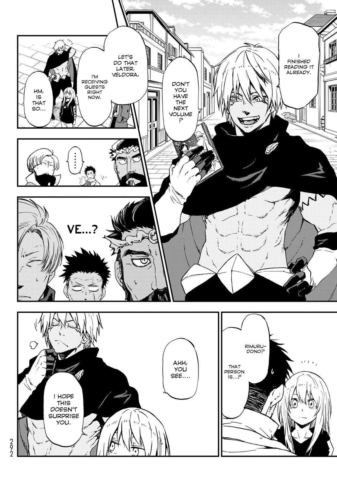 That Time I Got Reincarnated As A Slime, Chapter 74 image 024