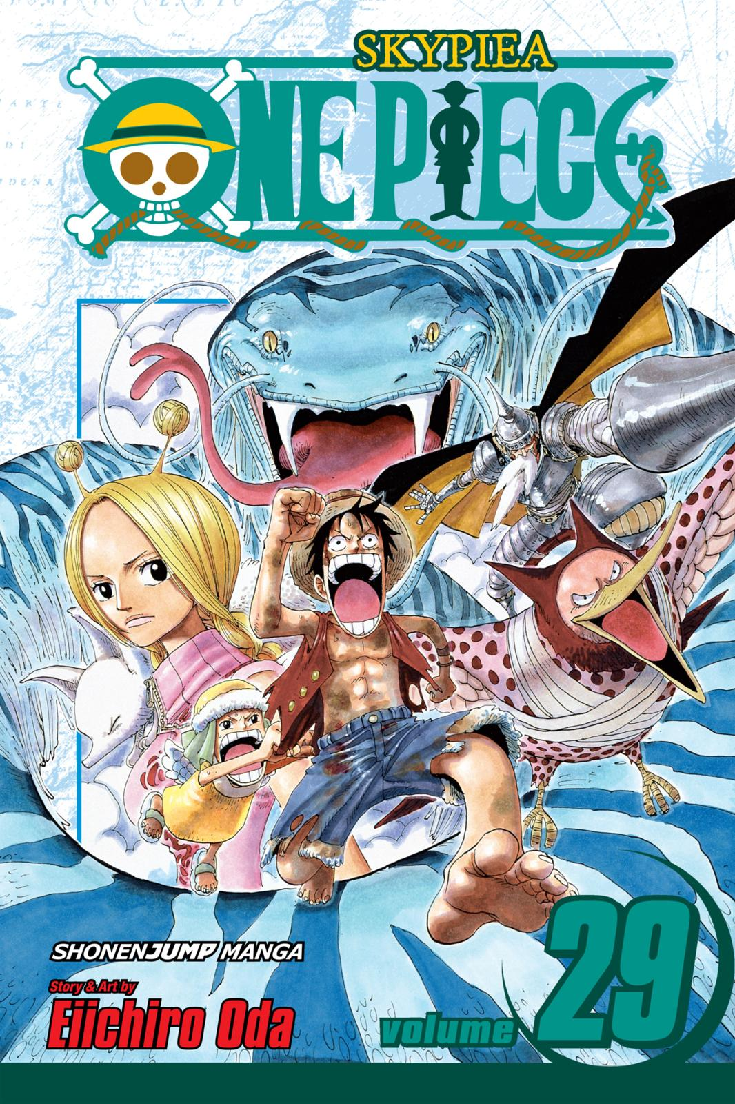 One Piece, Chapter 265 image 001