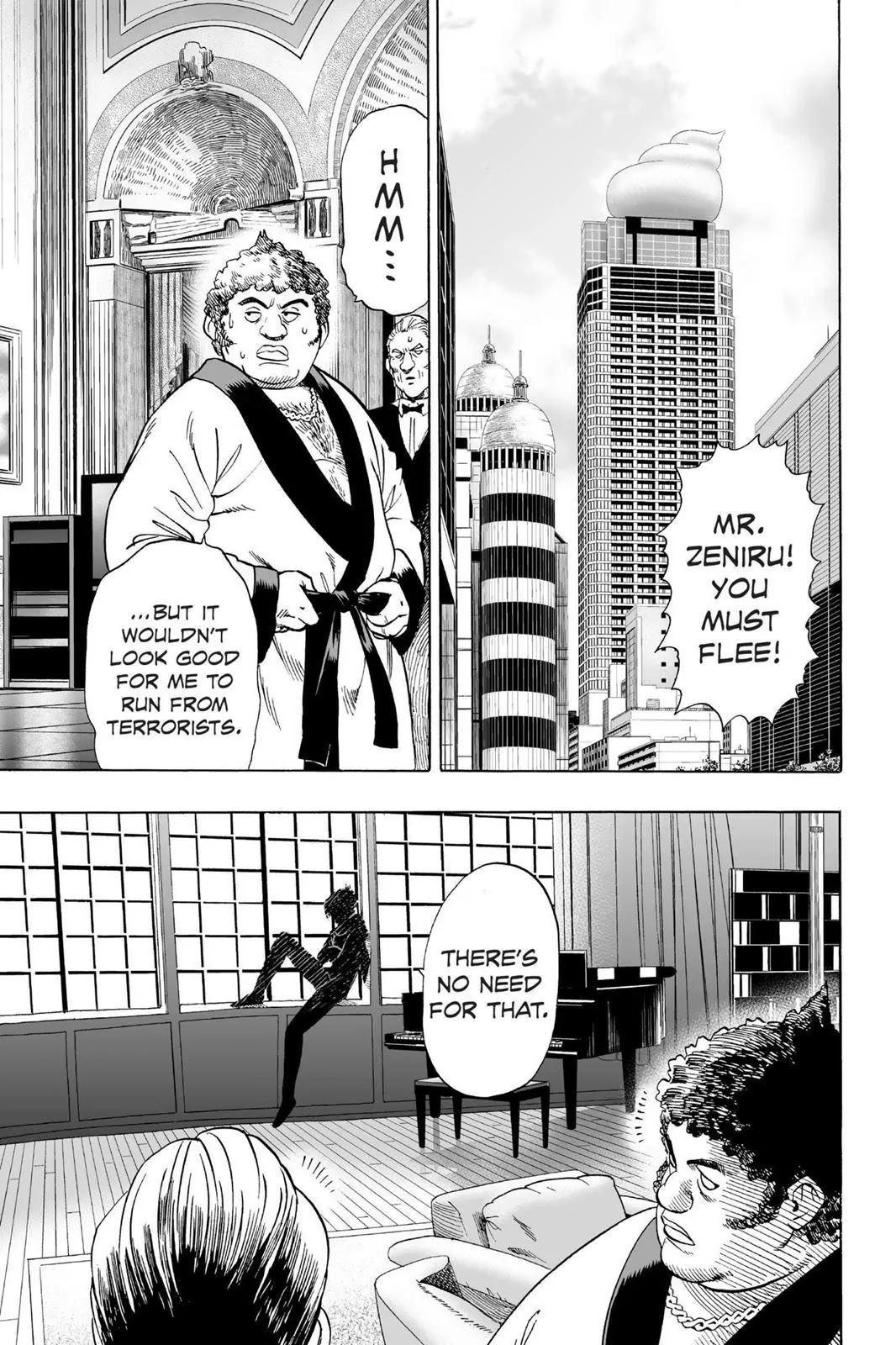One Punch Man, Chapter Onepunch-Man 12 image 019