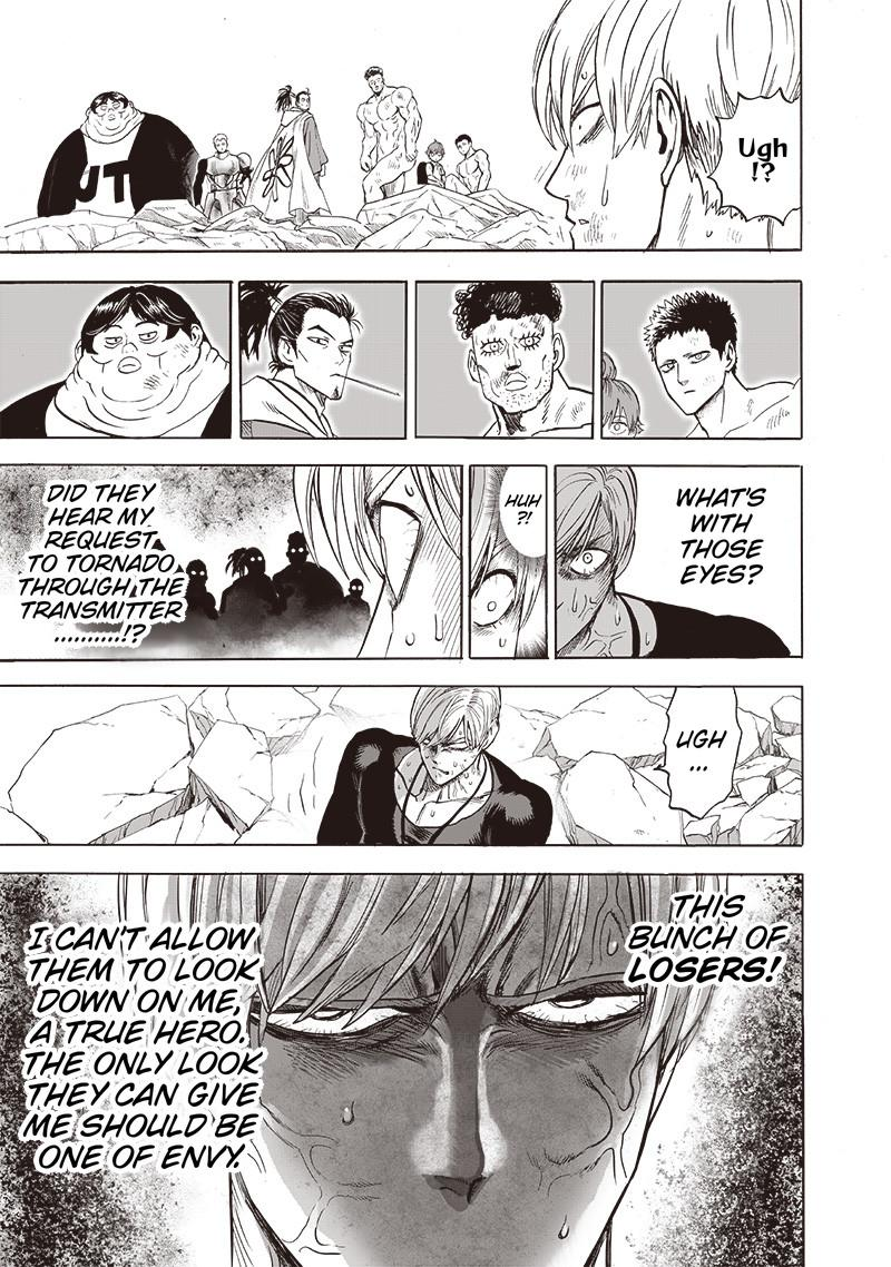 One Punch Man, Chapter One-Punch Man 135 image 005