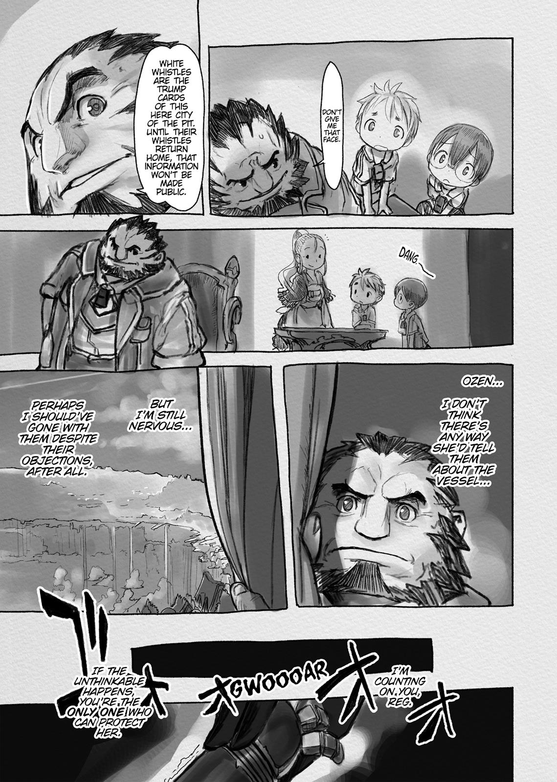 Made In Abyss, Chapter Hello,Abyss 15 image 003
