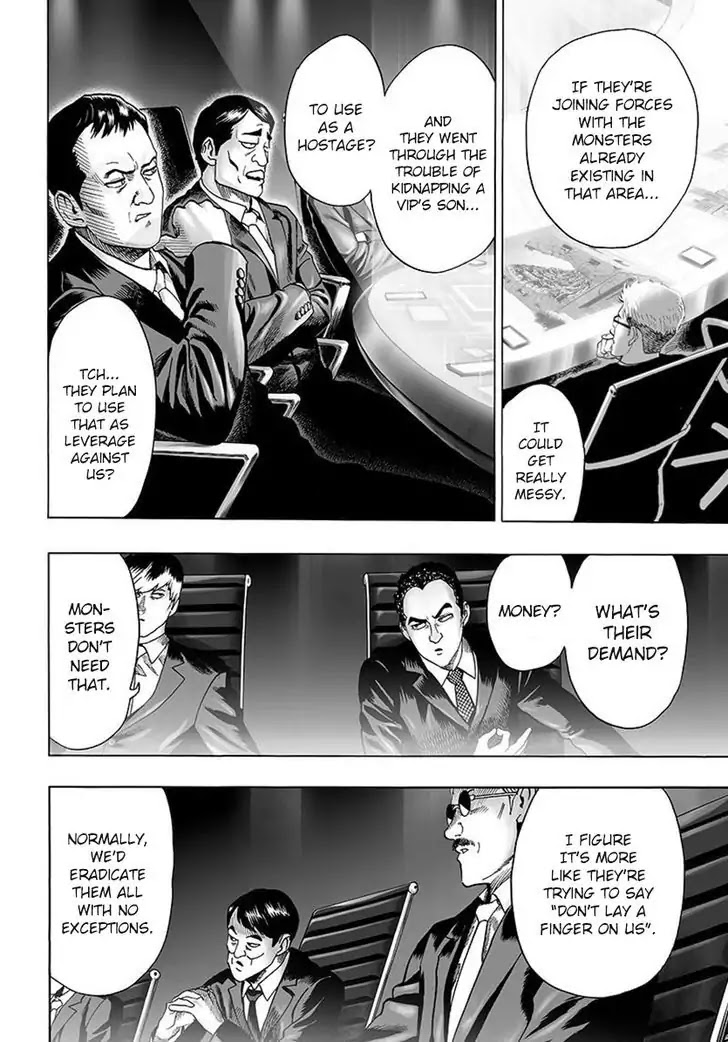 One Punch Man, Chapter Onepunch-Man 79 image 004