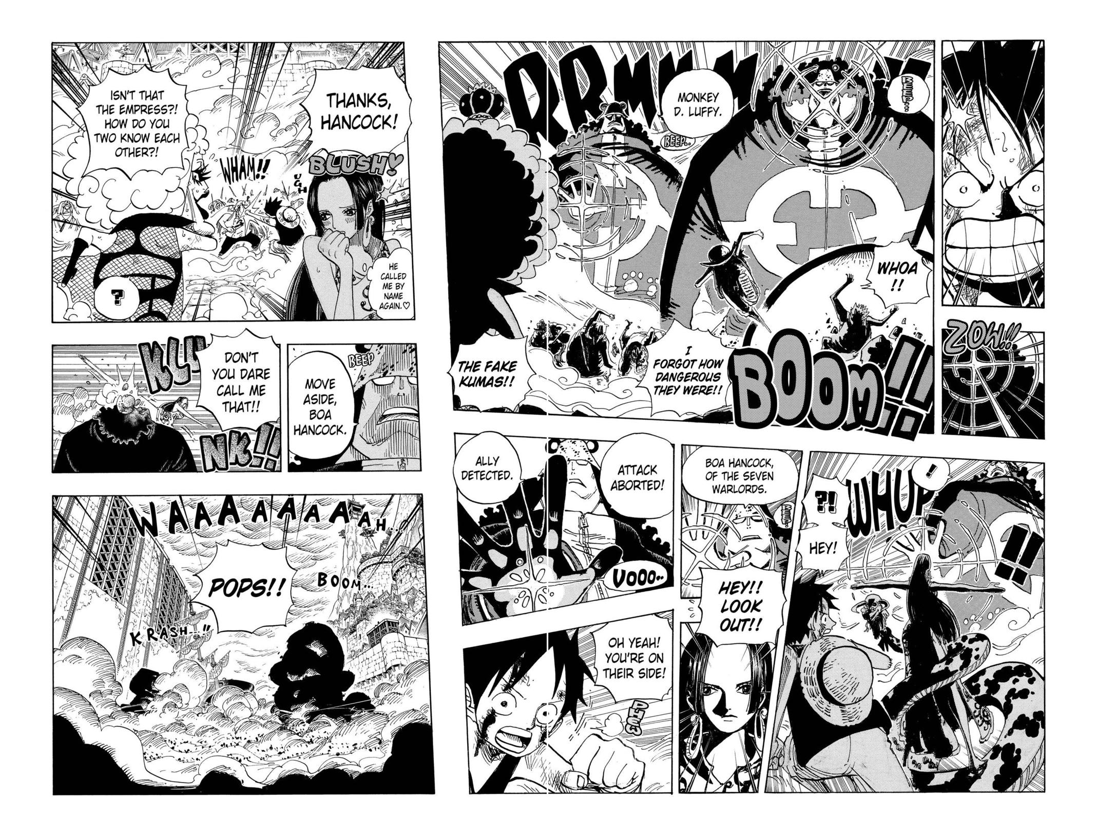 One Piece, Chapter 569 image 004