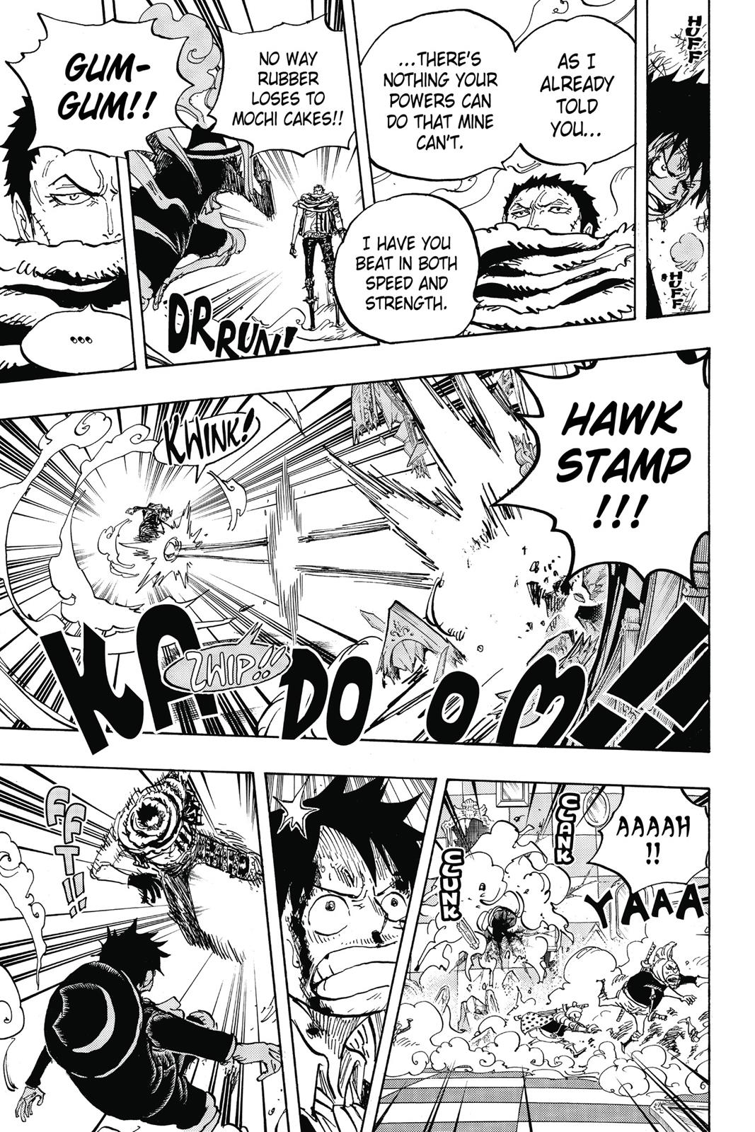 One Piece, Chapter 879 image 013