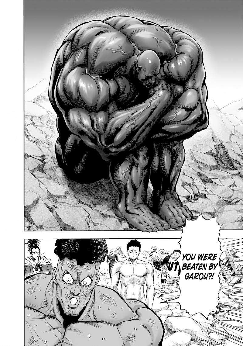 One Punch Man, Chapter 136 image 003